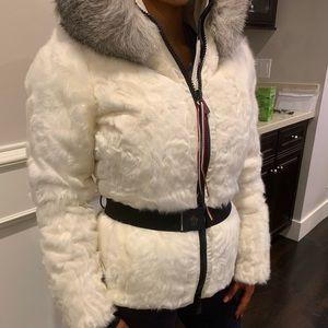 Moncler Rare Fur Jacket